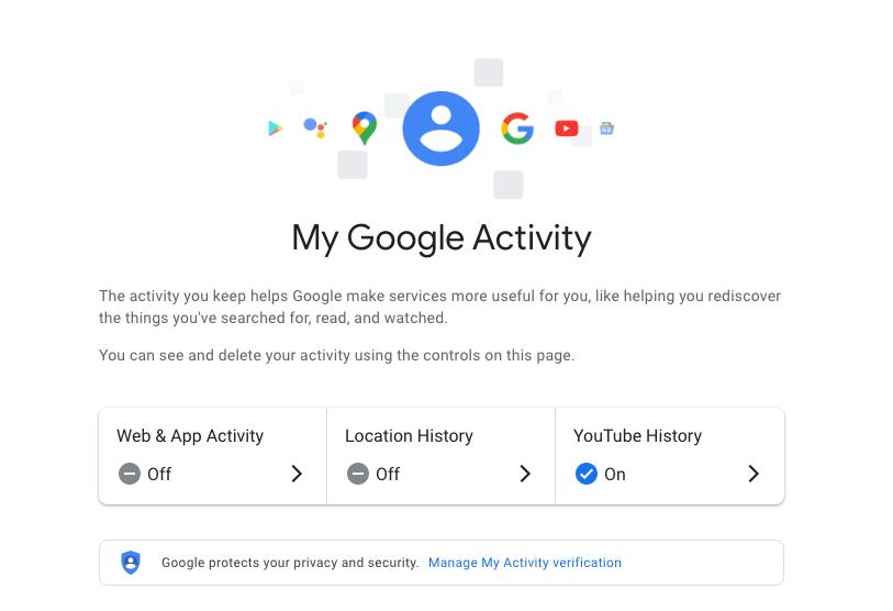 วิธี ซ่อนประวัติการค้นหา วิธีลบประวัติการค้นหา Google Map Youtube