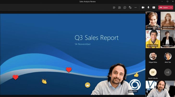 โปรแกรม Meeting ออนไลน์ Microsoft Teams คล้าย Zoom